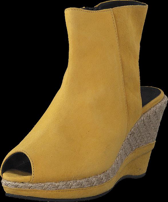 Kjøp Gardenia Cipro Yellow Brune Sko Online