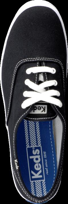Kjøp Keds Champion Black/White Svarte Sko Online