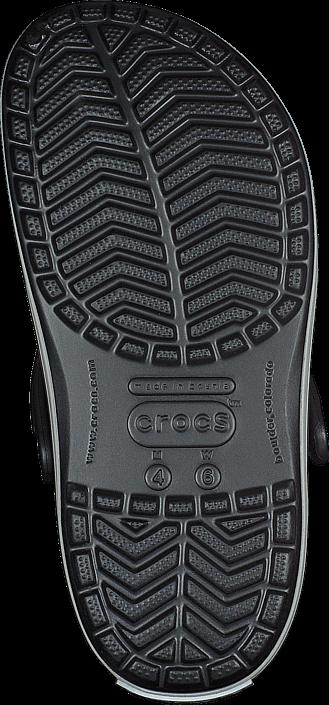 Kjøp Crocs Crocband Graphite/White Grå Sko Online