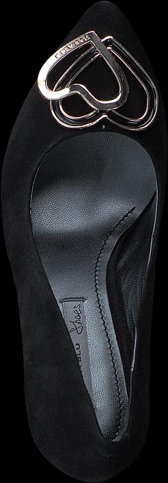 Kjøp Tosca Blu Decollette Jenny Black Svarte Sko Online