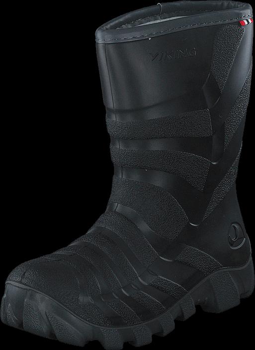 Kjøp Viking Ultra Black/Grey Svarte Sko Online
