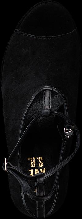 Kjøp V Ave Shoe Repair Plate Shoe Black Svarte Sko Online
