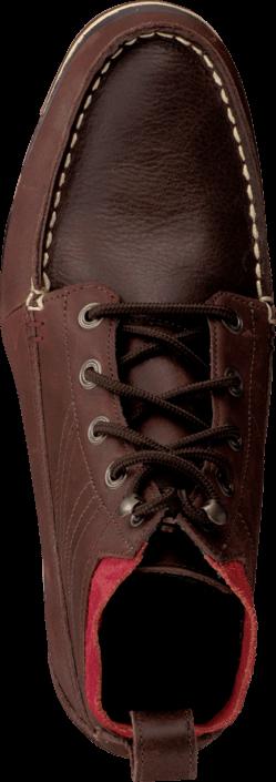 Kjøp Tretorn Holdyn Leather Brown Brune Sko Online