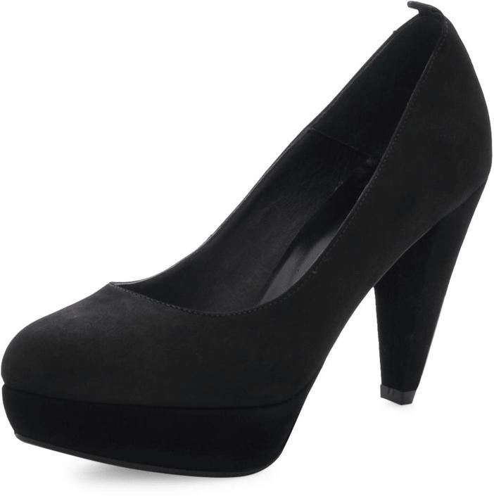 Kjøp Black Lily Cinderella Pump Black Svarte Sko Online