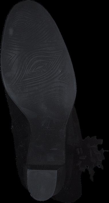 Kjøp Black Lily Rodeo Boot Black Svarte Sko Online
