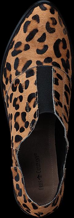 Kjøp Friis & Company Jenae Leopard Brune Sko Online