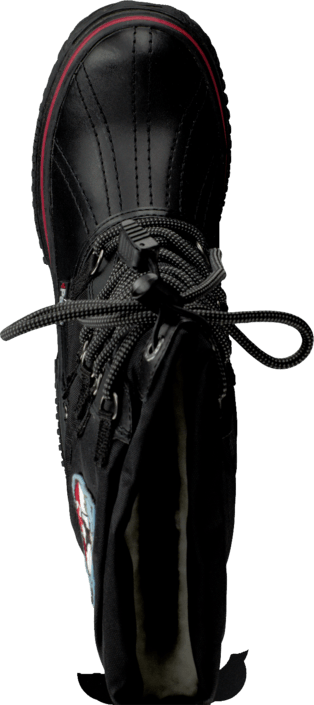 Kjøp Pajar PA GRIP FW12 Black /Black Svarte Sko Online