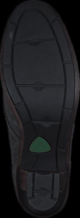 Kjøp Snipe Colina Suede Granite Svarte Sko Online