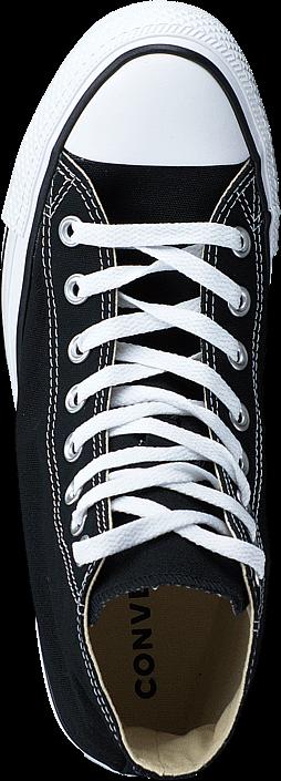 Kjøp Converse Chuck Taylor All Star Hi Canvas Black Svarte Sko Online