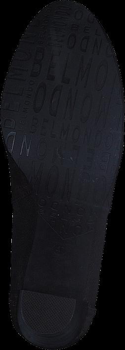 Kjøp Belmondo 828109/HD Tdm Svarte Sko Online