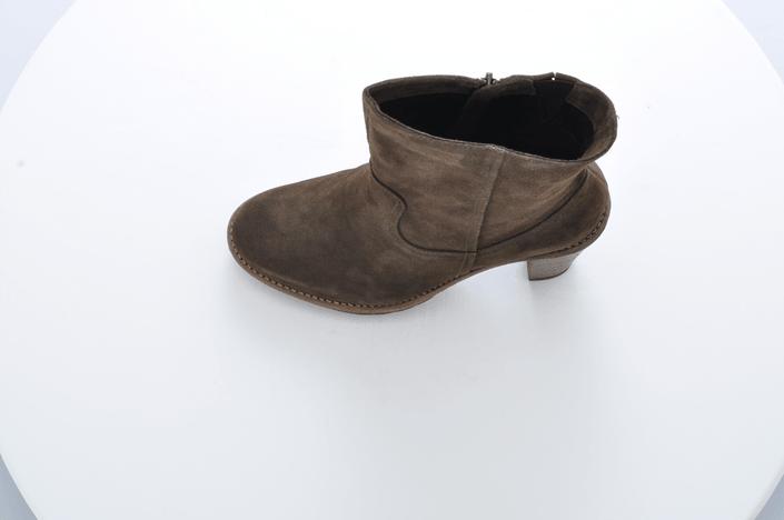 Kjøp Belmondo 828120/H Camoscio Khaki Brune Sko Online
