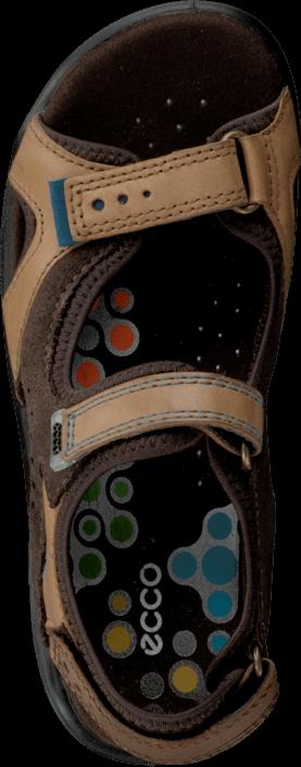 Kjøp Ecco Urban Safari Kids Whisky/Dark Clay/Espresso Brune Sko Online