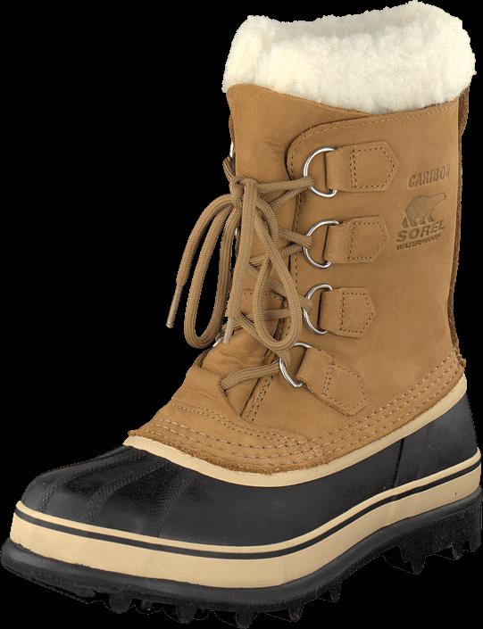 Kjøp Sorel Caribou Women Brune Sko Online