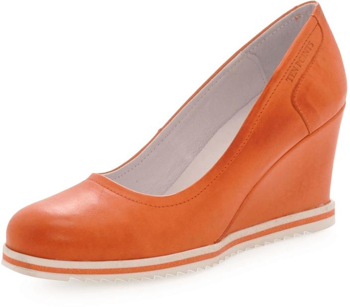 Kjøp Ten Points Pastilha Orange Rosa Sko Online