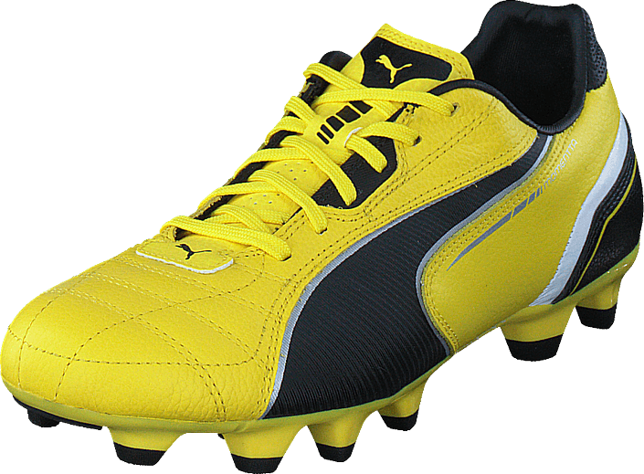 Kjøp Puma Momentta FG Yellow Gule Sko Online