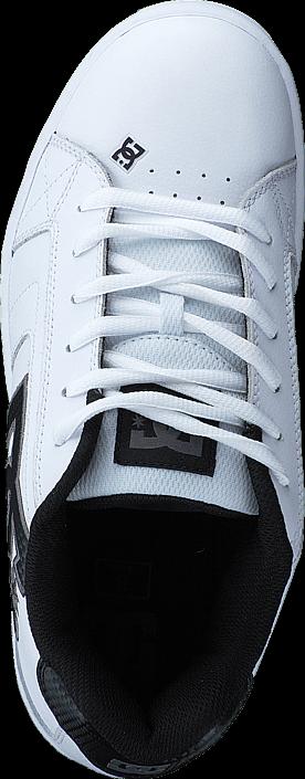Kjøp DC Shoes Net White/Battleship/White Hvite Sko Online