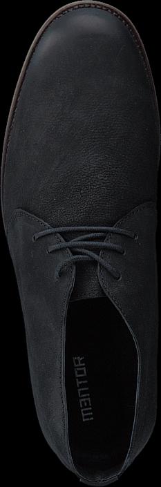 Kjøp Mentor M0918 Desert Boot Black Svarte Sko Online