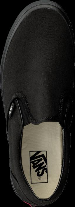 Kjøp Vans U Classic Slip On Svarte Sko Online
