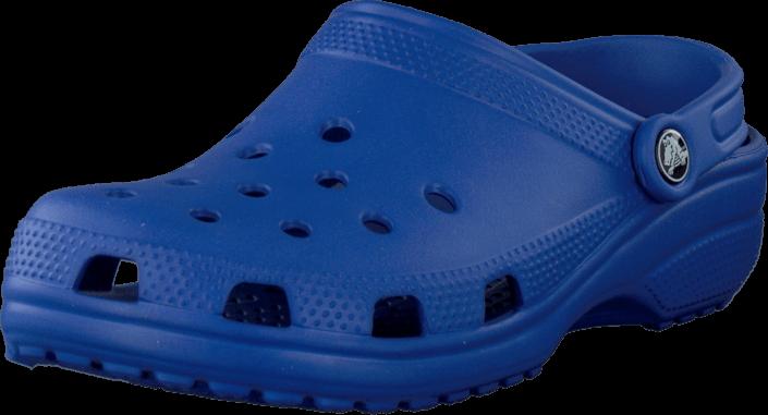 Kjøp Crocs Classic Cerulan Blue Blå Sko Online