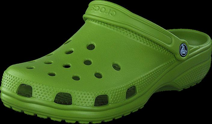 Kjøp Crocs Classic Parrot Green Grønne Sko Online