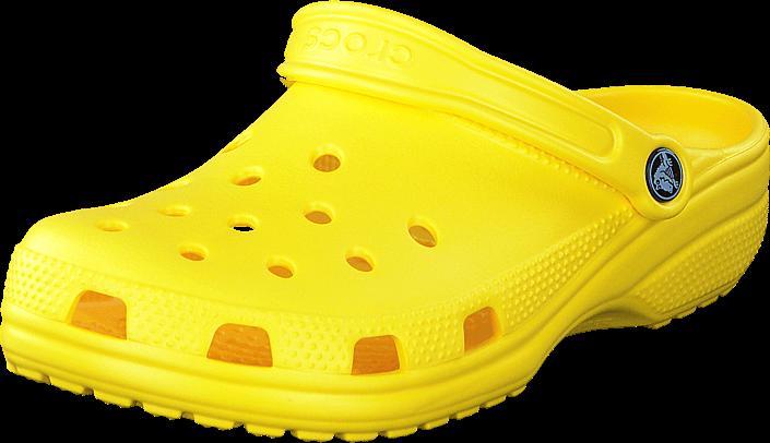 Kjøp Crocs Classic Lemon Gule Sko Online