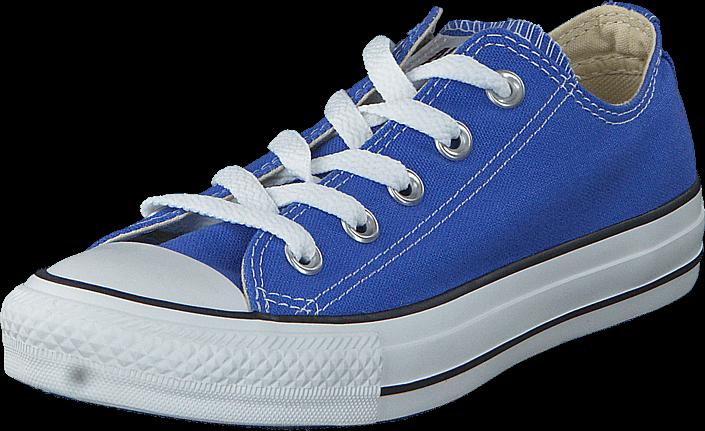 Kjøp Converse All Star-Ox Blå Sko Online
