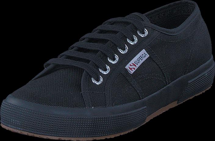 Kjøp Superga 2750-Cotu Classic 996 full black Blå Sko Online