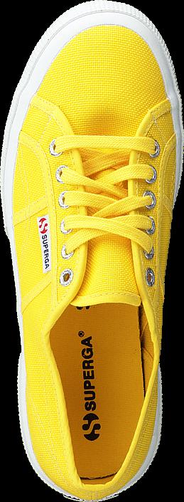 Kjøp Superga 2750-Cotu Classic Sunflower Gule Sko Online