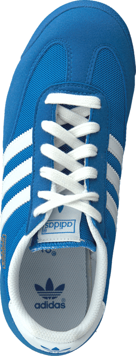 Kjøp adidas Originals Dragon J Bluebird/White Blå Sko Online