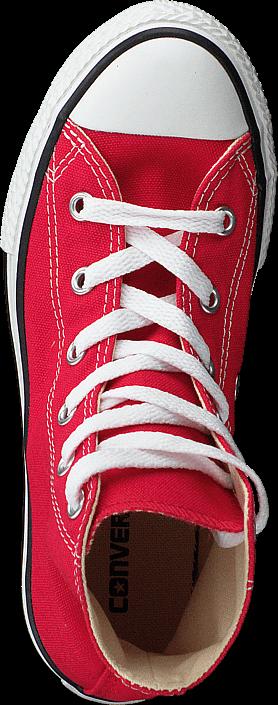 Kjøp Converse All Star Canvas Hi Røde Sko Online