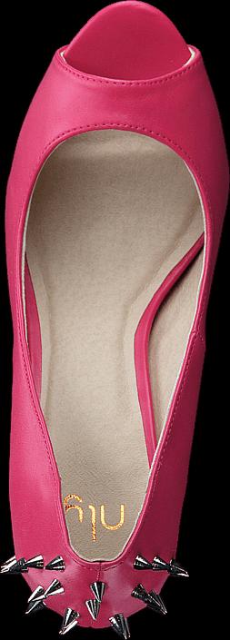 Kjøp Nelly Shoes Sienna Røde Sko Online