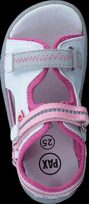 Kjøp Pax Surfa White-Pink Lilla Sko Online