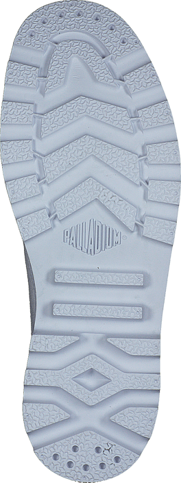 Kjøp Palladium Blanc Hi 154 White Hvite Sko Online