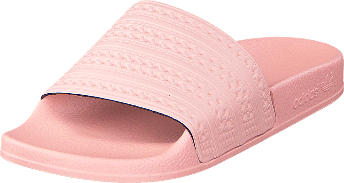 Kjøp adidas Originals Adilette Haze Coral S17/Haze Coral S17/ Rosa Sko Online