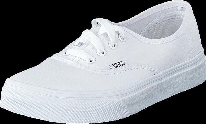 Kjøp Vans Authentic True Wht Hvite Sko Online