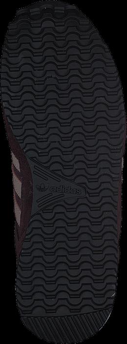 Kjøp adidas Originals Zx 700 W Maroon/Haze Coral S17/Night Re Røde Sko Online