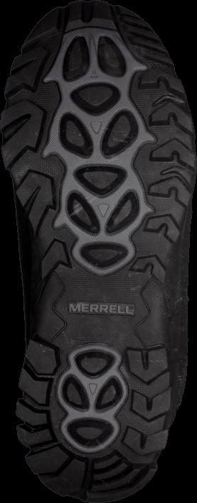 Kjøp Merrell Norsehund Omega Mid Wtpf Black Svarte Sko Online