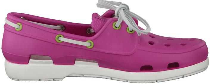 Kjøp Crocs Boat Shoe Lilla Sko Online