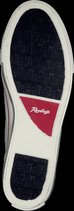 Kjøp Replay Caney Røde Sko Online