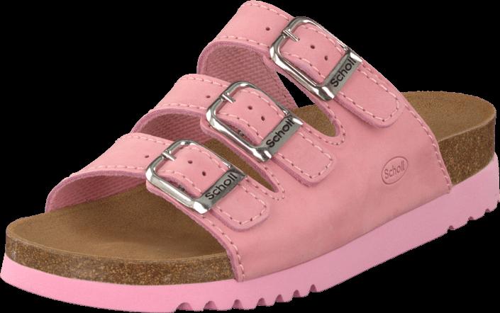 Kjøp Scholl Rio WG AD Pink Rosa Sko Online