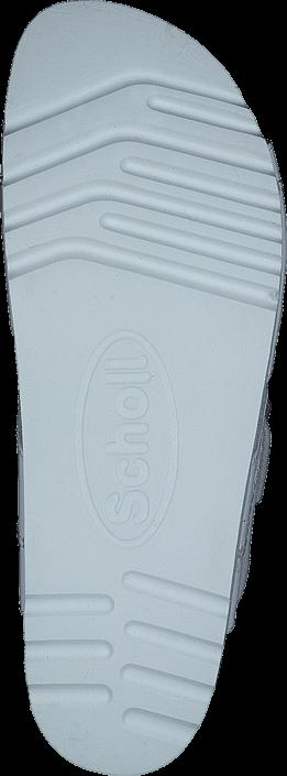 Kjøp Scholl Moldava WG AD White Hvite Sko Online