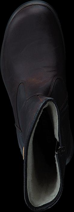 Kjøp Graninge 5611561 D.Brown Svarte Sko Online