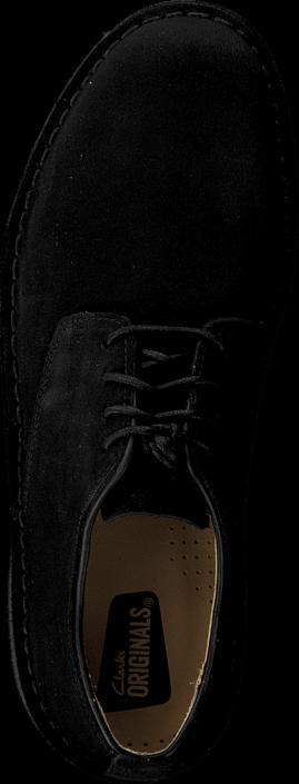 Kjøp Clarks Desert London Black Sde Svarte Sko Online