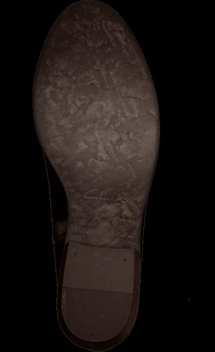 Kjøp Clarks Moonlit Cool Black Svarte Sko Online
