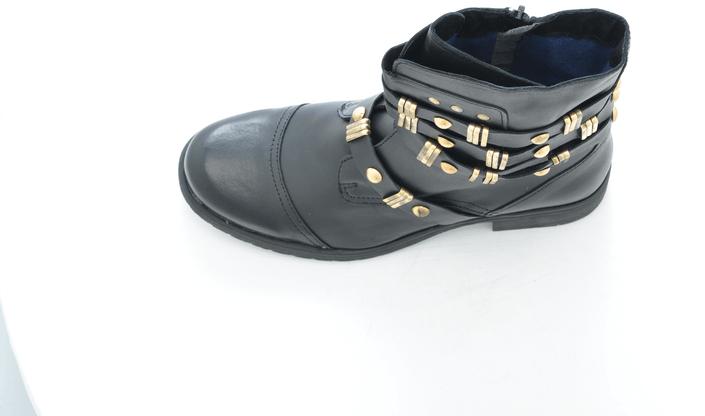 Kjøp Emma Boots 495-9407 Black Svarte Sko Online