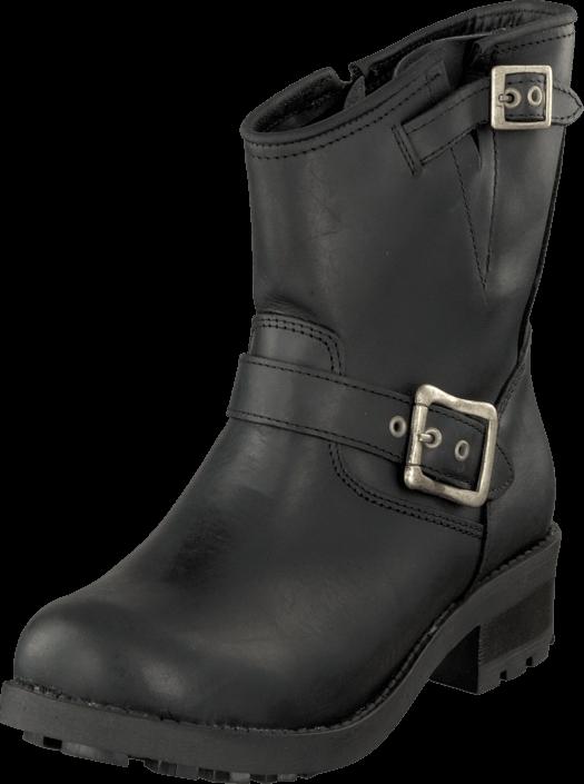 Kjøp Emma Boots 495-9469 Black Svarte Sko Online