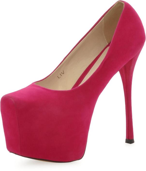 Kjøp Sugarfree Shoes Liv Fuchsia Rosa Sko Online