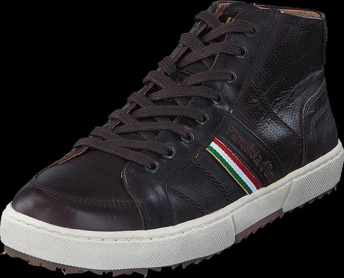 Kjøp Pantofola dOro Modena Piceno Mid After Dark Brune Sko Online