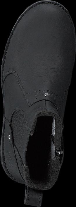 Kjøp Timberland 1279R Asphalt Trail Chelsea Black Svarte Sko Online