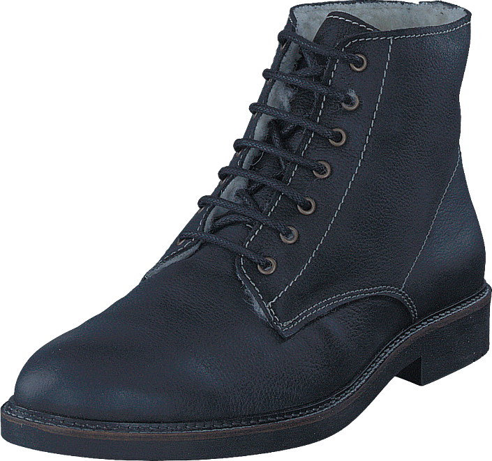 Kjøp Mentor Boot Black Washed Black Svarte Sko Online